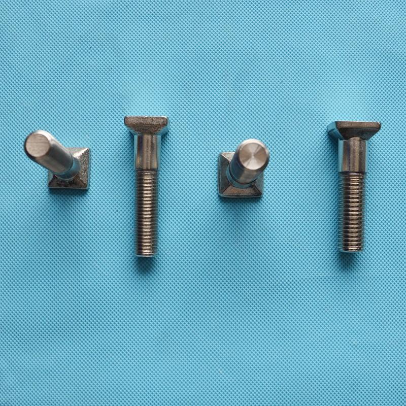 高强度不锈钢四角螺栓